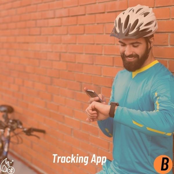 Strava Tracking App