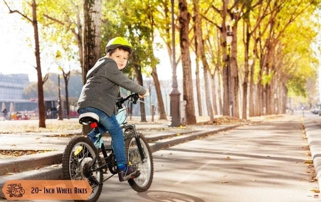 20-Inch Wheel Bikes