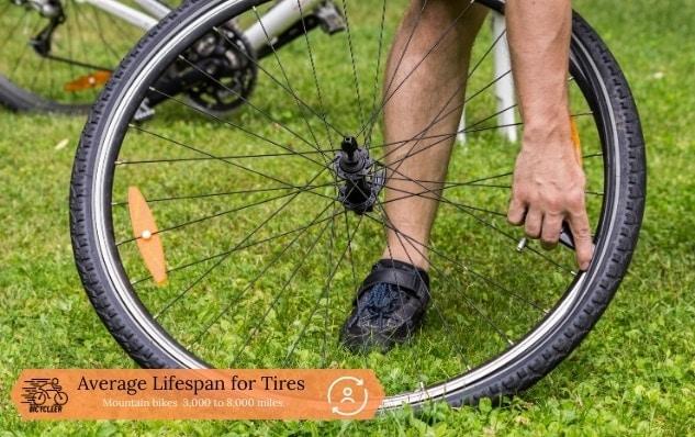 Average Lifespan for Tires