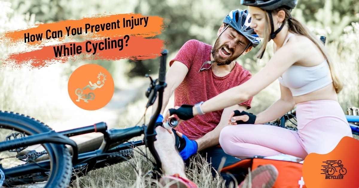 How Can You Prevent Injury While Cycling?-bicycleer.com