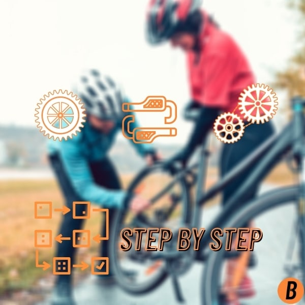 How to Adjust Bicycle Gears – Step By Step
