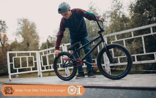How to Make Your Bike Tires Last Longer