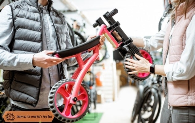 Shopping for your Kid's New Bike