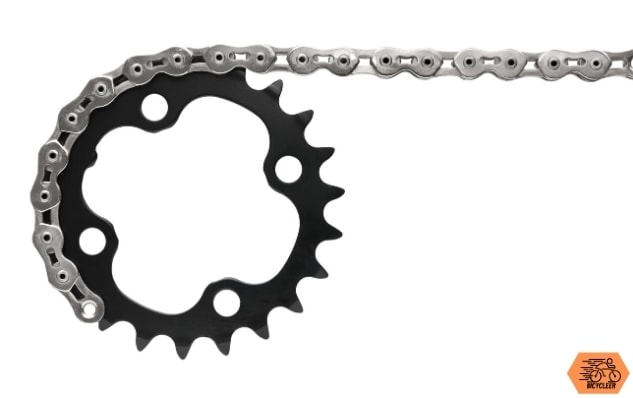 Cleaning the Drivetrain