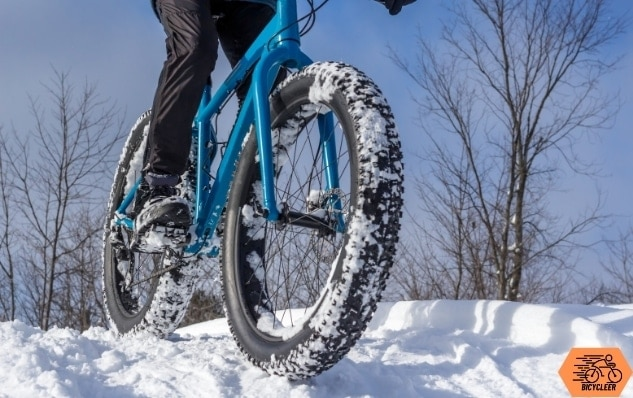 fat tire bike vs mountain bike