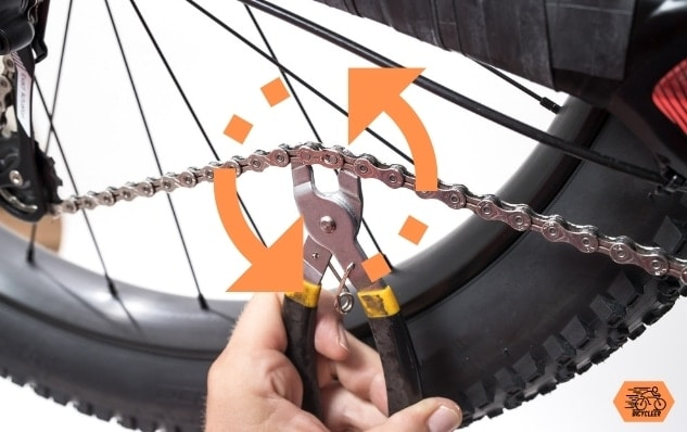 Replacing the Chain