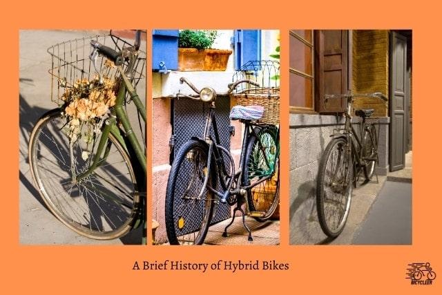 A Brief History of Hybrid Bikes