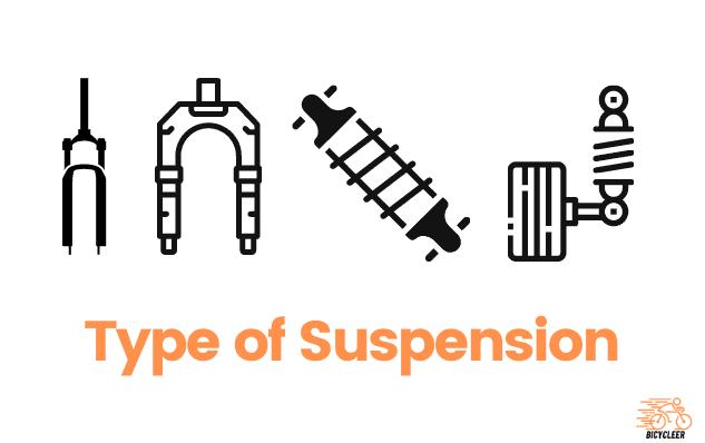 Type of Suspension
