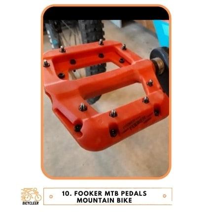 FOOKER MTB Pedals Mountain Bike