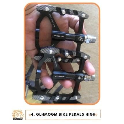 GLHMOGM Bike Pedals High