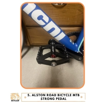 Alston Road Bicycle MTB Strong Pedal