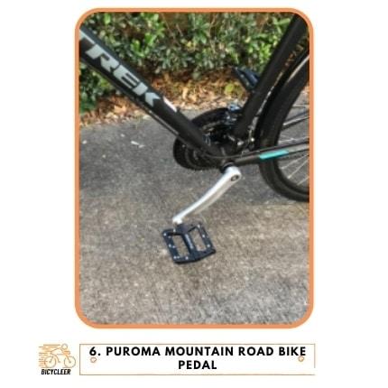 Puroma Mountain Road Bike Pedal