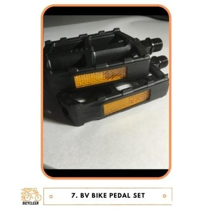 BV Bike Pedal Set
