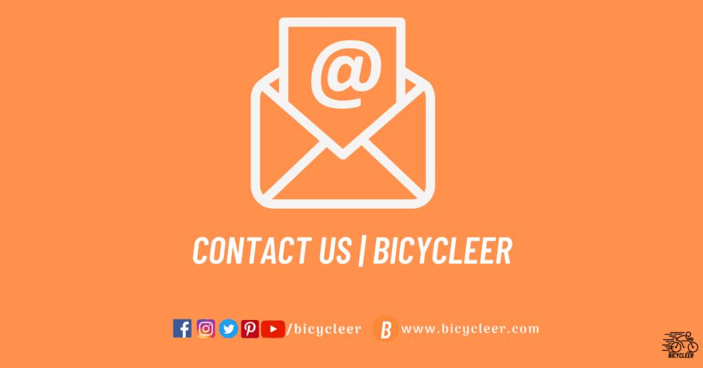 Contact Us- bicycleer
