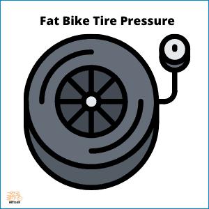 Fat Bike Tire Pressure