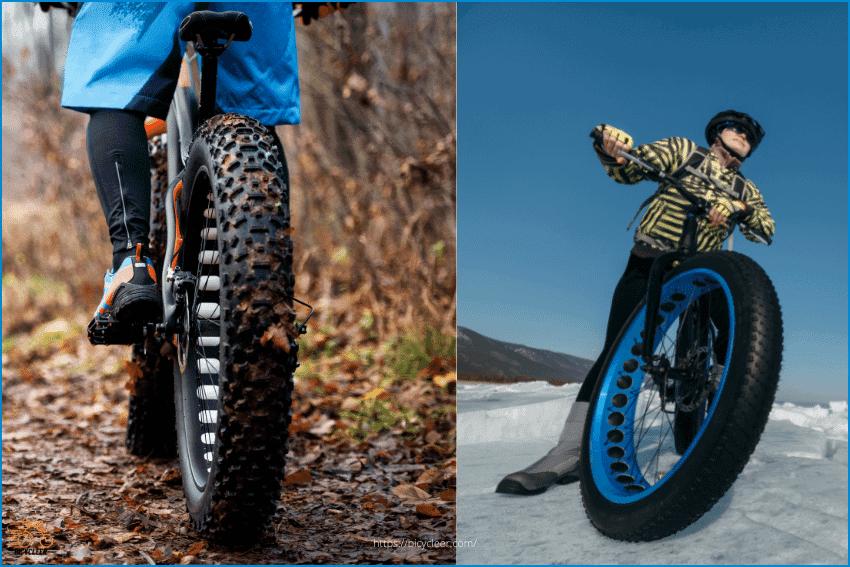 What Is Fat Bike Tire