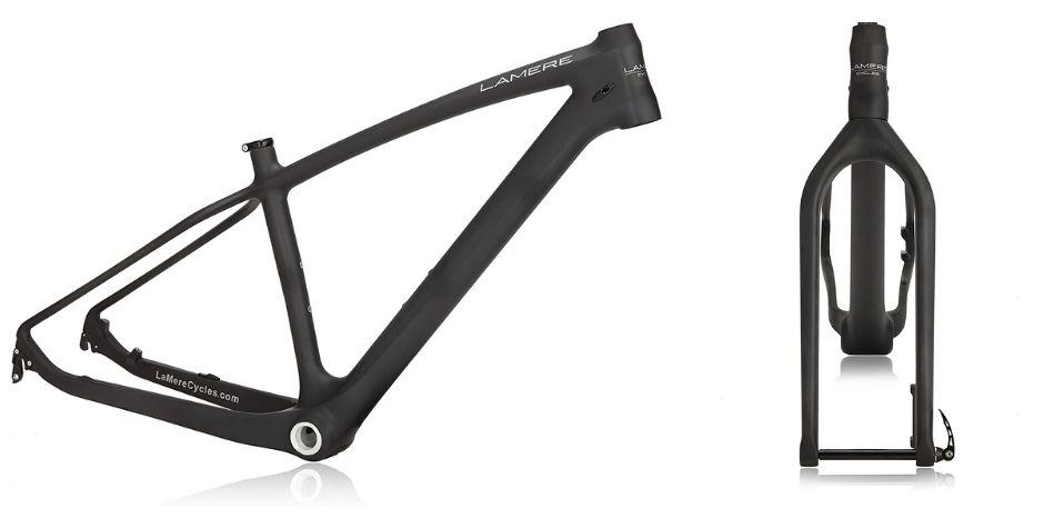 LaMere Carbon Fat Bike Frame & Fork